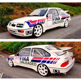 Ford sierra cosworth banebil